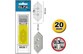 ΛΕΠΙΔΕΣ OLFA MCB-1